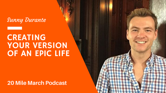 Creating Your Version Of An Epic Life