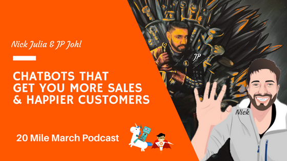 TMM019: Chatbots that Get You More Sales and Happier Customers