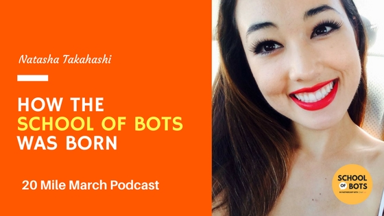 TMM020: How The School of Bots Was Born