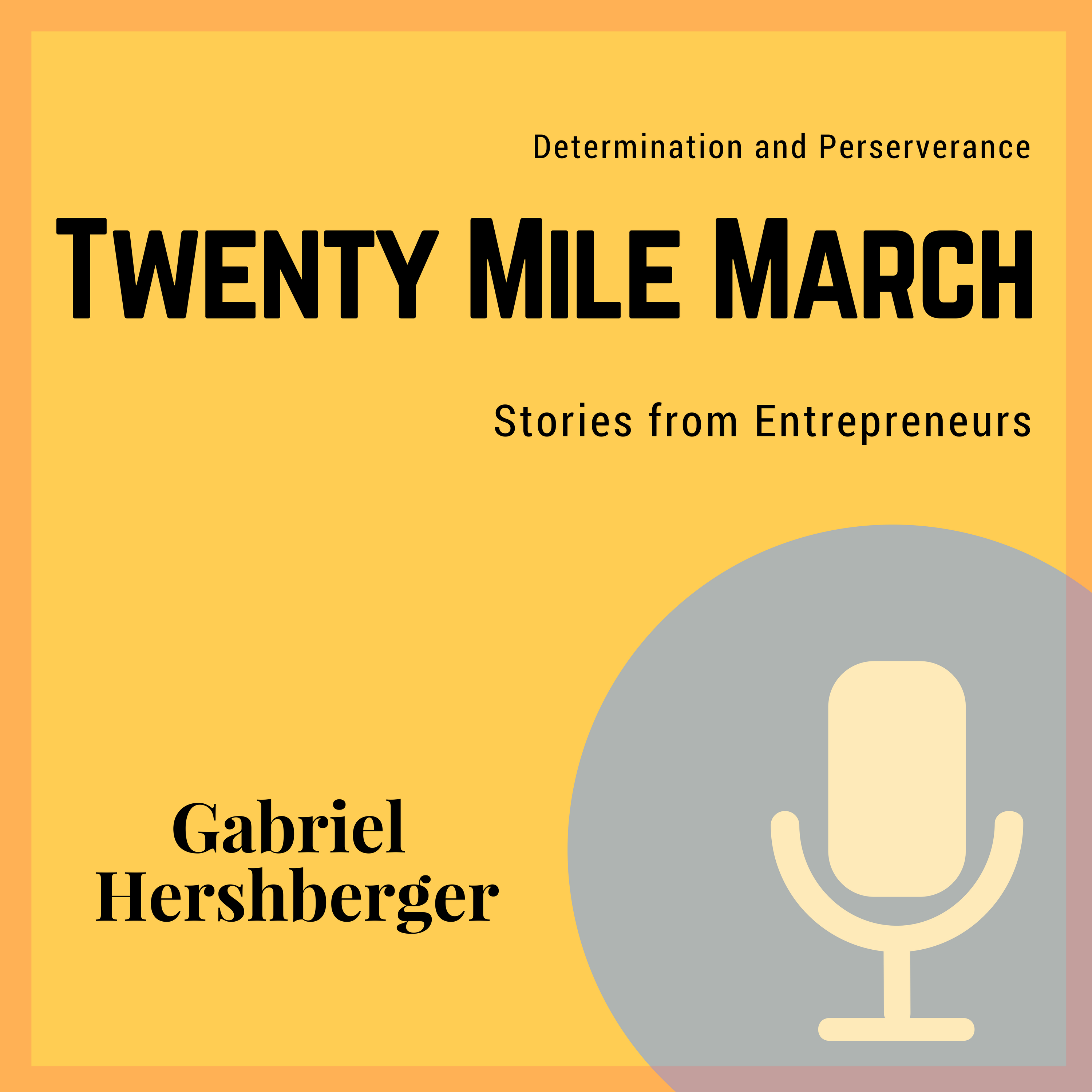 20 Mile March Podcast